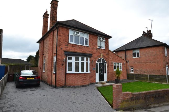 Thumbnail Detached house for sale in Highgate Road, Sileby, Leicestershire