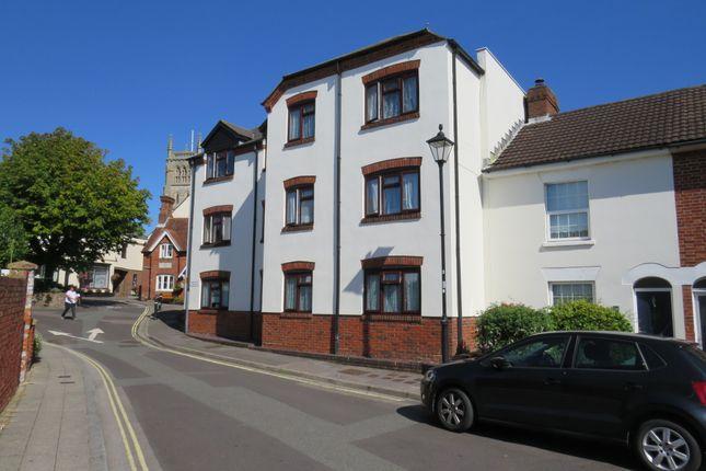 Thumbnail Flat for sale in Church Road, Alverstoke, Gosport