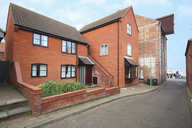 Thumbnail Flat for sale in Tunns Yard, Theatre Road, Wells-Next-The-Sea