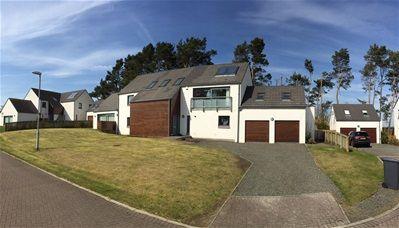 Thumbnail Detached house to rent in River View, Cobblehaugh Farm, Lanark