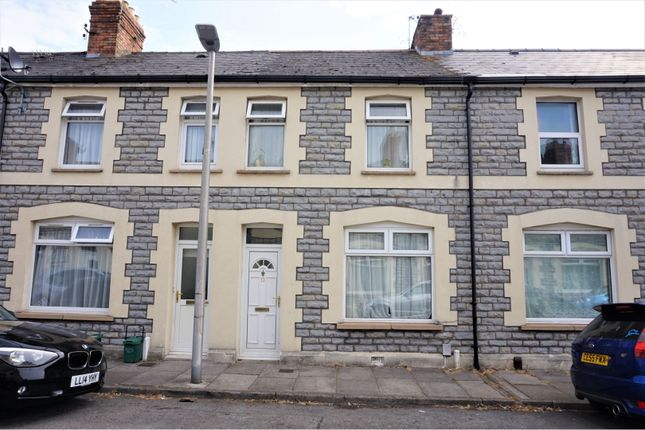 Thumbnail Terraced house for sale in Coronation Street, Barry