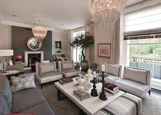 Thumbnail Property to rent in Cornwall Terrace, Regent's Park, London
