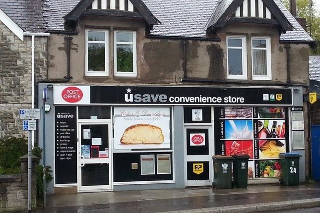 Thumbnail Retail premises to let in Perth Road, Scone, Perth