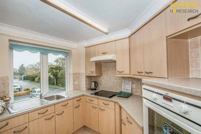 Kitchen of Highview Court, Highcliffe BH23