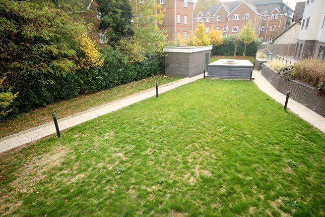 Garden of Bradfield Close, Woking GU22