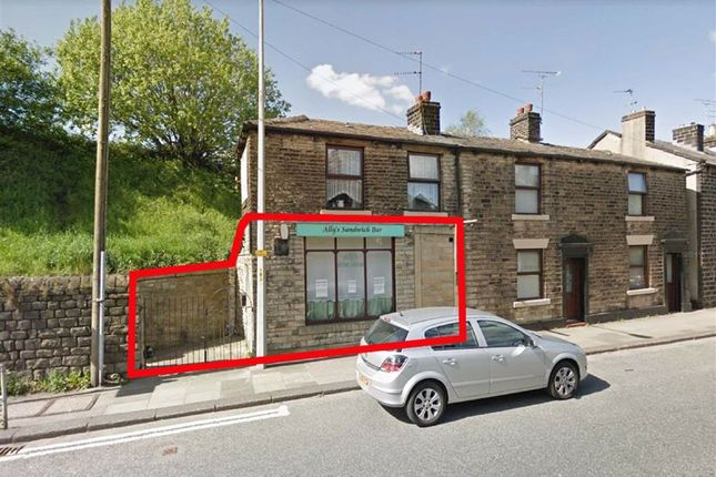 Thumbnail Commercial property for sale in Halifax Road, Littleborough