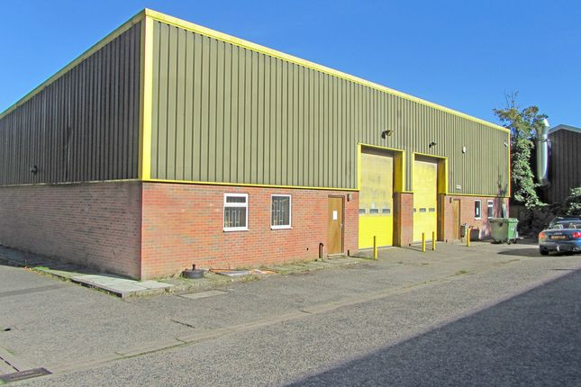 Thumbnail Industrial for sale in 6/7 Beacon Business Units, Wealden Industrial Estate, Farningham Road, Crowborough