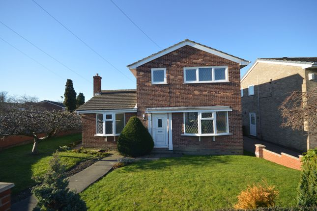 Thumbnail Detached house for sale in Springhill Avenue, Crofton, Wakefield
