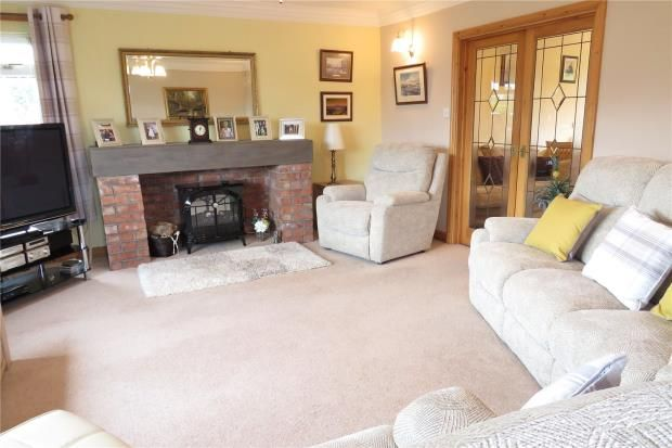 Thumbnail Detached bungalow for sale in Winder Farm Close, Dearham, Maryport
