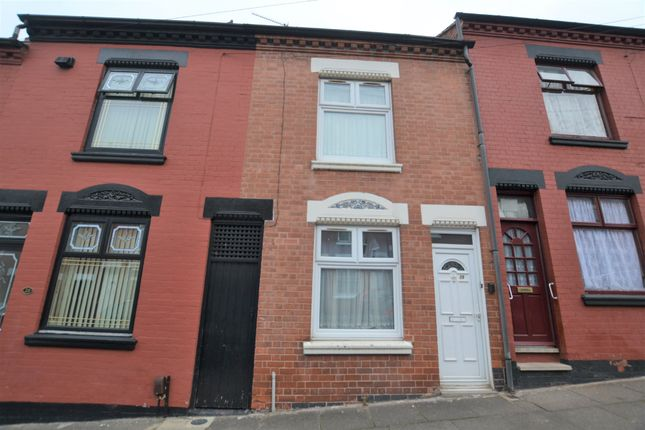 2 bed terraced house for sale in Matlock Street, Leicester LE2