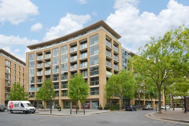 Thumbnail Flat to rent in Vancouver House, Surrey Quays Road, Canada Water, London SE16, London,