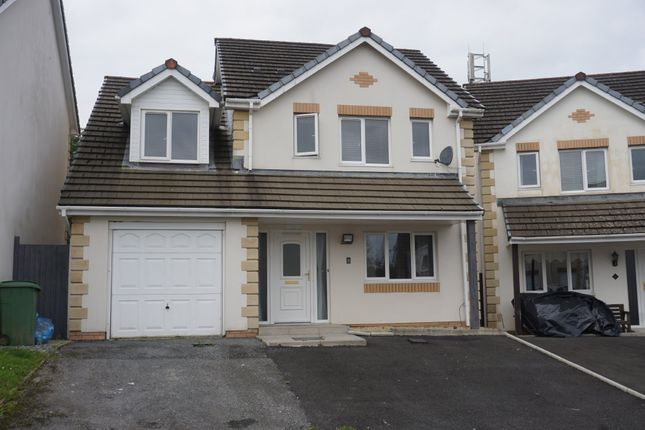 Thumbnail Detached house for sale in Craig Y Llety, Upper Tumble, Llanelli