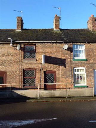 Thumbnail Terraced house to rent in Uttoxeter Road, Tean, Tean