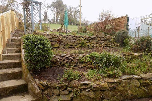 Rear Garden of Ladock, Truro TR2