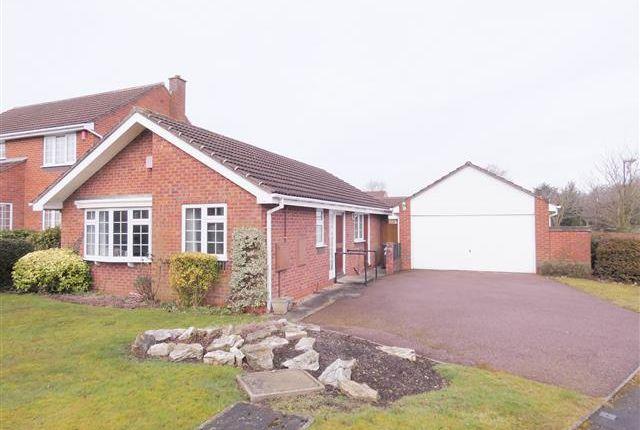 Thumbnail Detached bungalow for sale in Kensington Drive, Four Oaks, Sutton Coldfield
