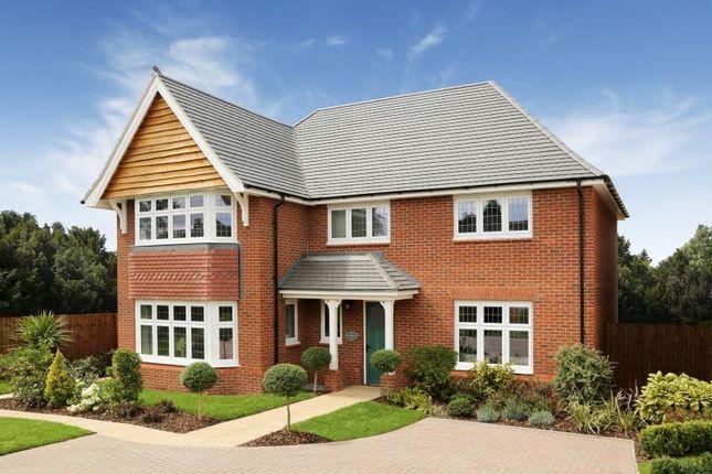 Thumbnail Detached house for sale in Sanderson Manor, Church Road, Hauxton, Cambridge