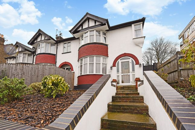 Thumbnail Semi-detached house for sale in Knollys Road, London