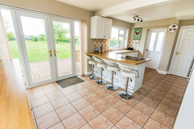 Thumbnail Detached house for sale in Green Drove, Billinghay, Lincoln