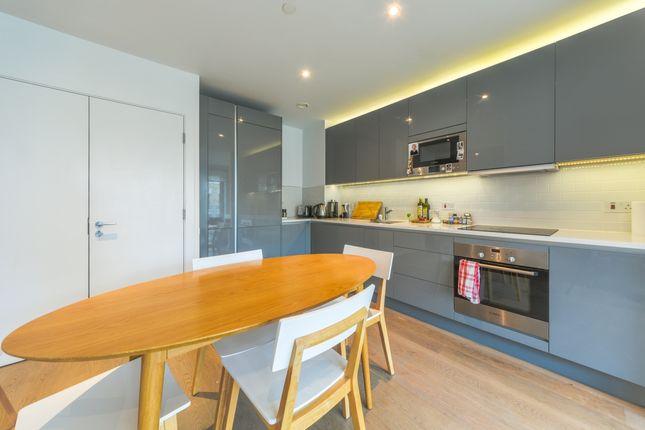 Kitchen of Trafalgar Place, Elephant & Castle, London SE17