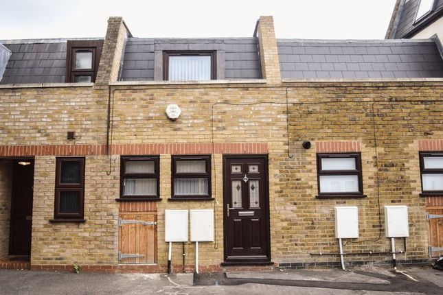 Thumbnail Terraced house for sale in Cardigan Road, London