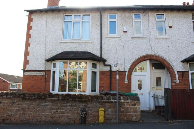 Thumbnail Semi-detached house to rent in Harrington Drive, Nottingham