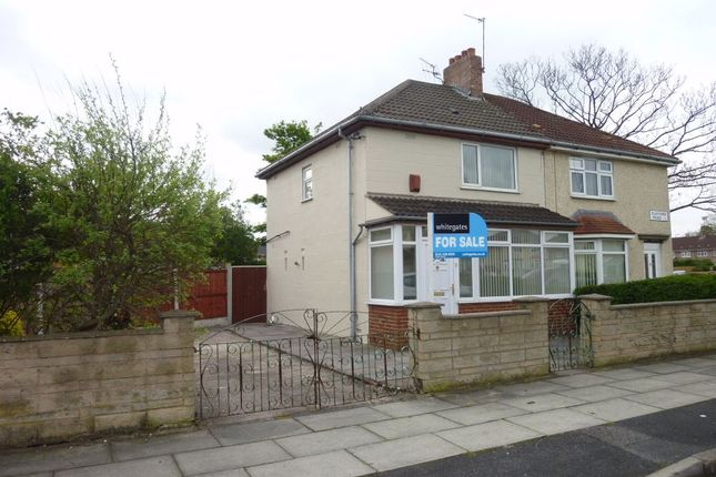Thumbnail Shared accommodation to rent in Clayford Road, Liverpool