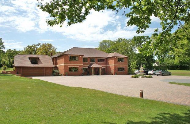 Thumbnail Detached house for sale in Arrowsmith Road, Wimborne