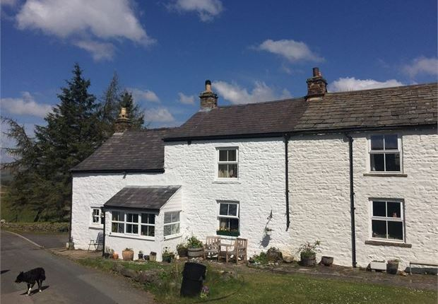 4 bed semi-detached house for sale in Grassfield Cottages, Nenthead, Cumbria.