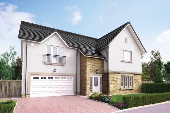 """Thumbnail Detached house for sale in """"The Moncrief"""" at Lowrie Gait, South Queensferry"""