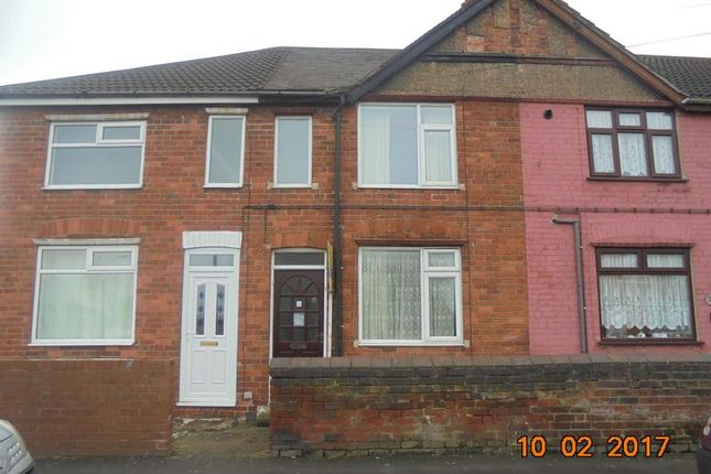 Thumbnail Terraced house to rent in Queens Crescent, Edlington, Doncaster