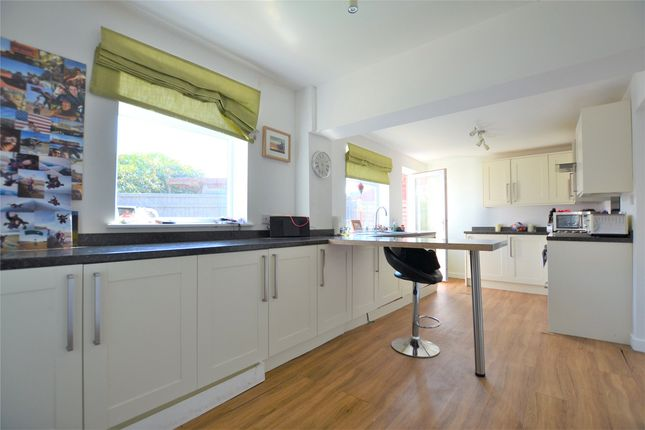Thumbnail Semi-detached house for sale in Richmond Gardens, Longlevens, Gloucester