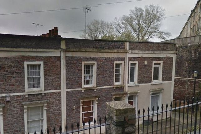 Thumbnail Terraced house to rent in Bellevue Terrace, Clifton, Bristol