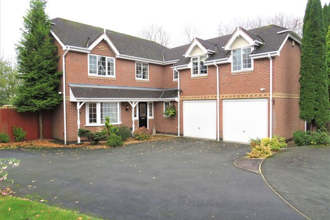 Kingfisher Drive, Colwich, Stafford ST18