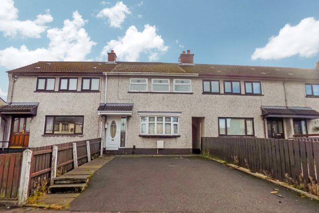 Thumbnail Terraced house to rent in Milltown Avenue, Derriaghy