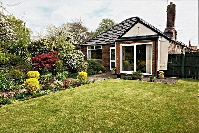 Thumbnail Detached bungalow for sale in Westlands Road, Hull