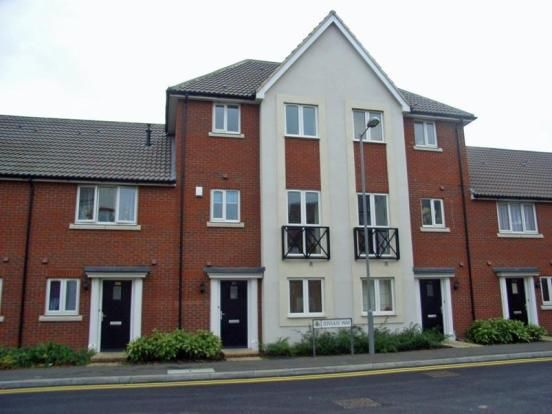 Thumbnail Town house for sale in Jovian Way, Ipswich