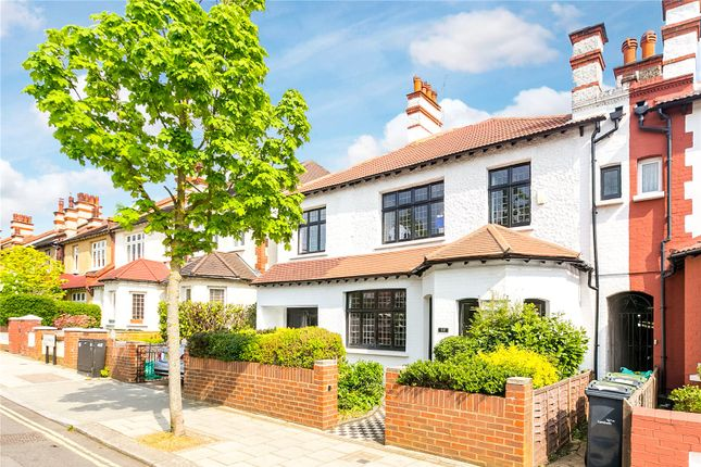 Thumbnail Semi-detached house for sale in Strathbrook Road, London