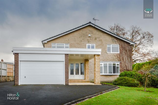 Thumbnail Detached house for sale in Noyna View, Colne
