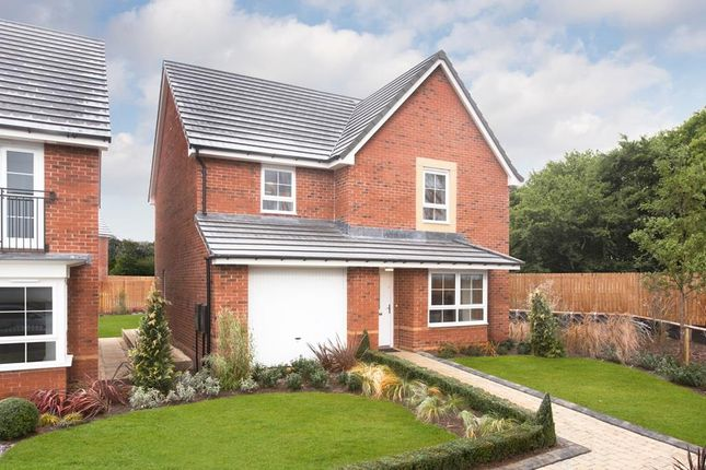"Thumbnail Detached house for sale in ""Kennington"" at Dearne Hall Road, Barugh Green, Barnsley"