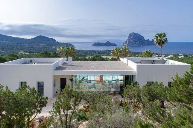 Thumbnail Villa for sale in Cala Carbo, Sant Josep De Sa Talaia, Ibiza, Balearic Islands, Spain