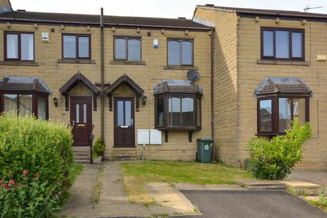 2 bed terraced house for sale in Helme Park, Meltham, Holmfirth HD9