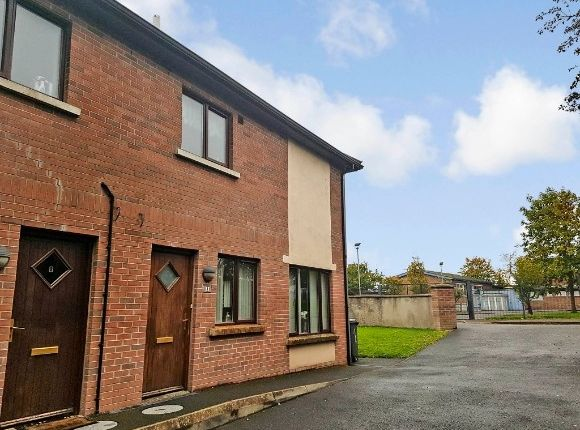 Thumbnail Town house to rent in Hollytree Cottages, Ballinderry Lower, Lisburn