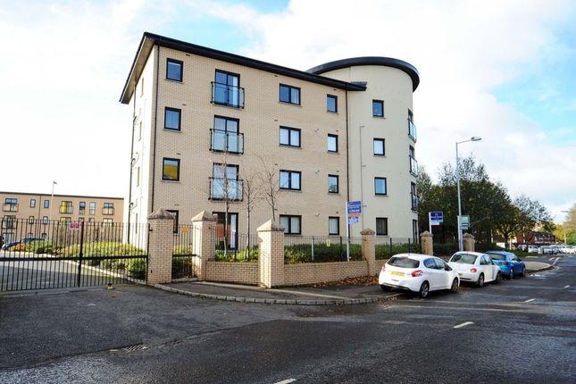 Thumbnail Flat to rent in Ballymacarrett Road, Belfast