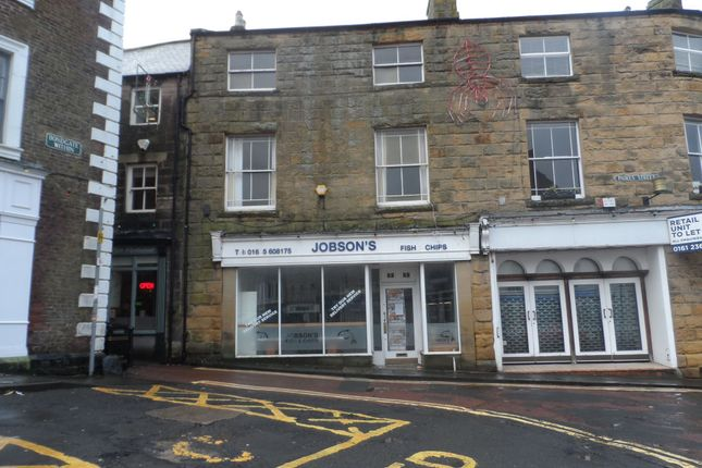 Thumbnail Restaurant/cafe to let in Paikes Street, Alnwick