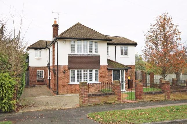 Thumbnail Detached house for sale in Kilworth Avenue, Shenfield, Brentwood