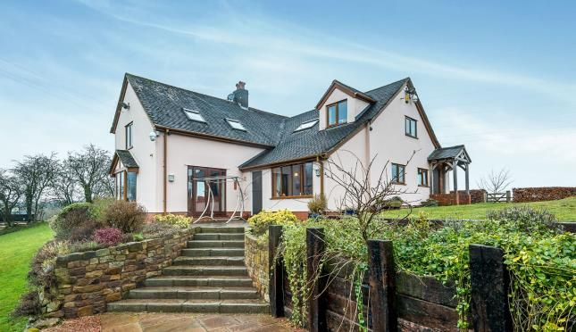 Detached house for sale in Blakelow, Stone, Staffordshire