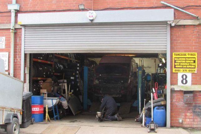 Thumbnail Parking/garage for sale in Greenside Trading Centre, Greenside Lane, Droylsden, Manchester