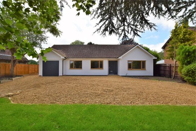Thumbnail Detached bungalow for sale in Stanford Close, Cold Ashby, Northampton