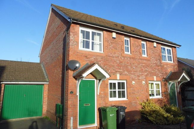 2 bed semi-detached house to rent in Northolme Road, Belmont HR2