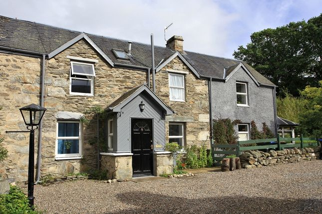 Thumbnail End terrace house for sale in Kenmore Street, Aberfeldy